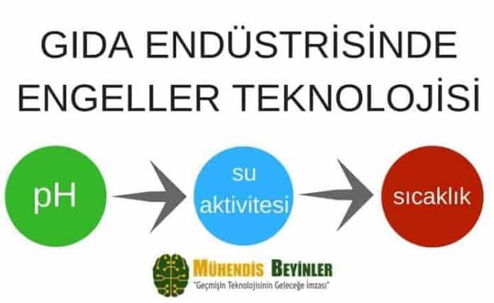 Gıda Endüstrisinde Engeller Teknolojisi