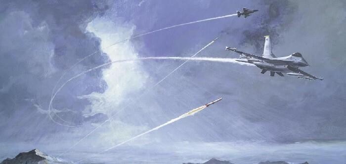 Havadan Karaya Füzeler
