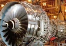 IAE V2500 motoru