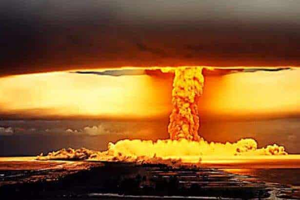 Marshall Adası Nükleer Patlama