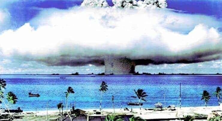 Nükleer Bomba Denemeleri