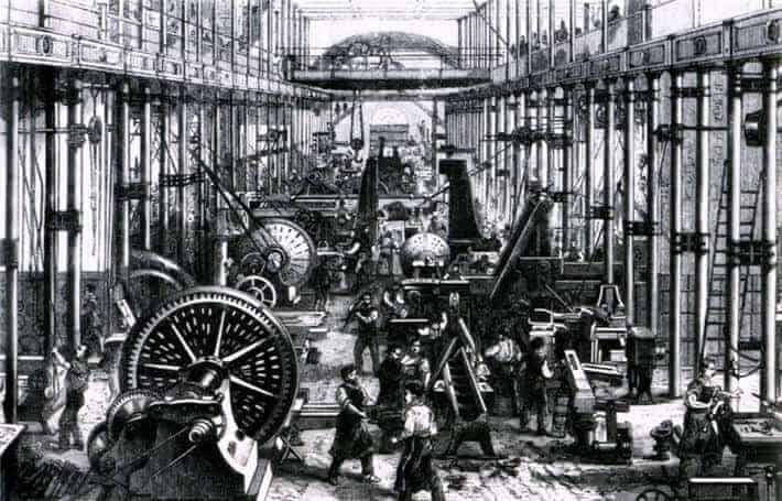 what were the 3 most significant consequences of the industrialization of the american economy after Changes caused by the industrial revolution whose money often came from industrialization, were it grew out of enlightenment and american and early french.