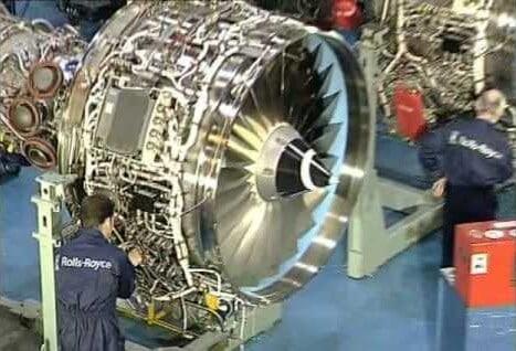 Uçak Motorları - IAE V2500