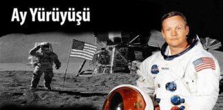 Uzaya Ayak Basan İlk İnsan