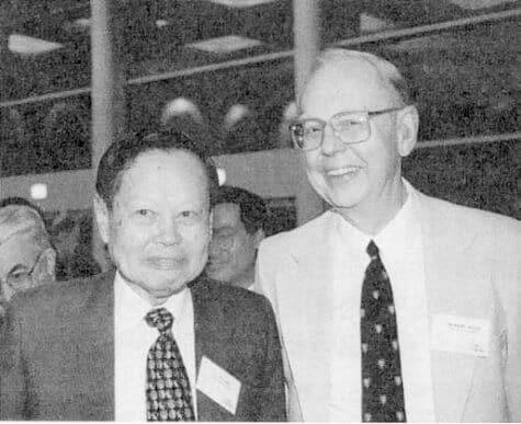 Yang - Mills hipotezi
