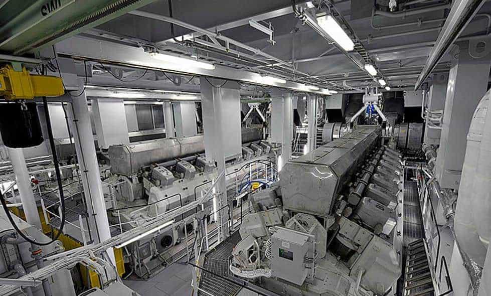 Gemi Makineleri İşletme