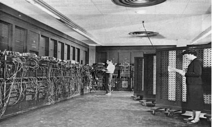 ilk bilgisayarlar