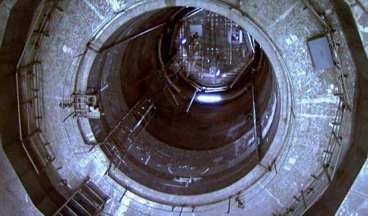 nükleer reaktör çekirdeği