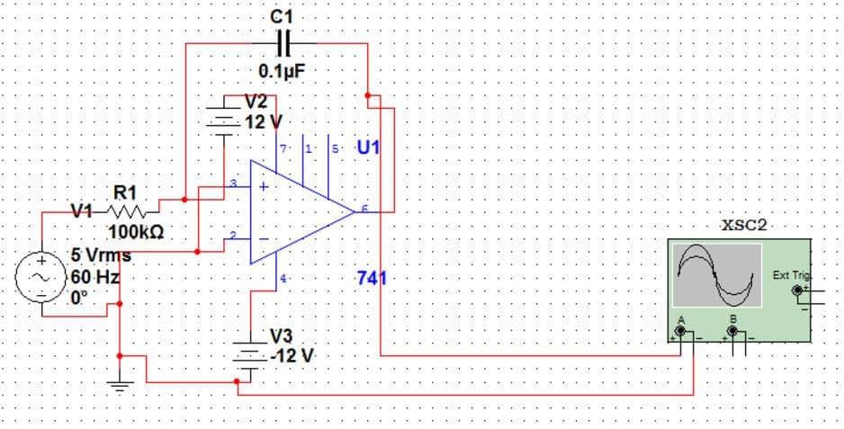 Op-Amp ile yapılan diferansiyel işlemler