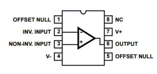 Op-Amp'ın temel bağlantıları