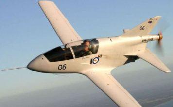 Dünyanın En Küçük JET Uçağı