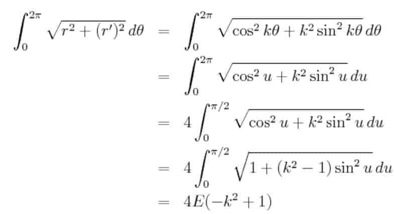 gül integralı hesaplama