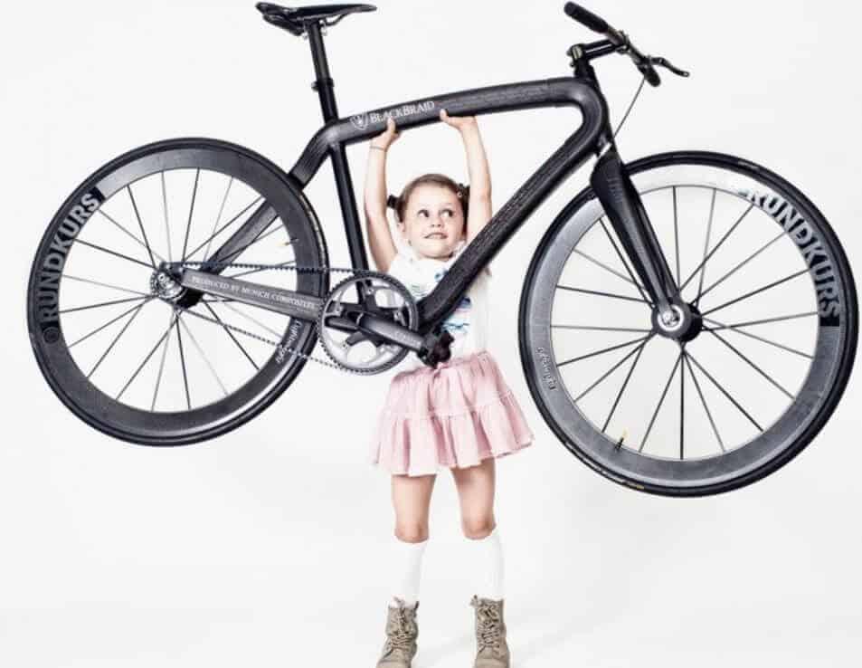 karbon fiber bisiklet