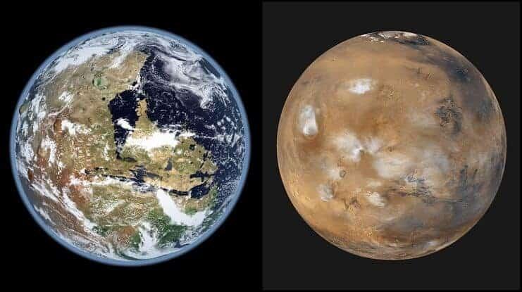 Mars Rover araştırma aracı