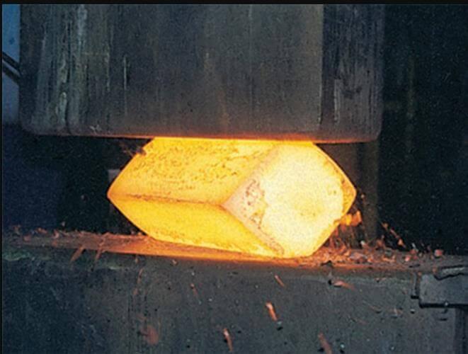 Sıcak İş Takım Çelikleri