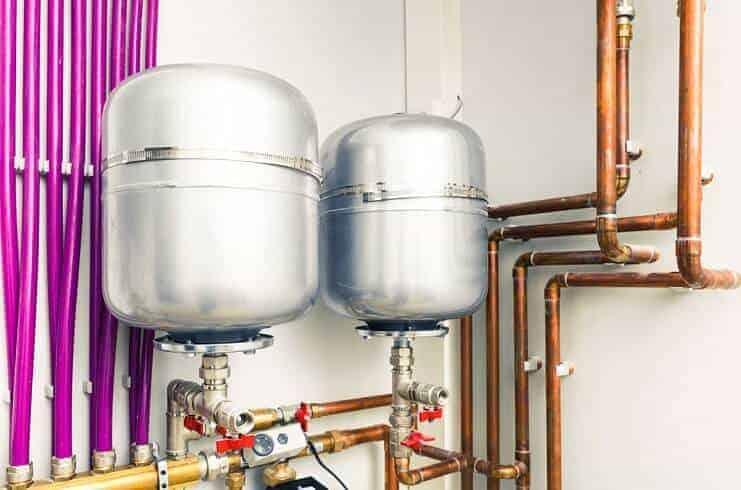 sıcak sulu ısıtma tesisatları