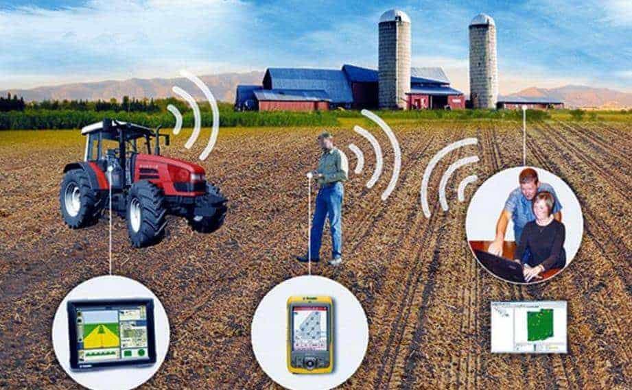 teknolojik çiftçi
