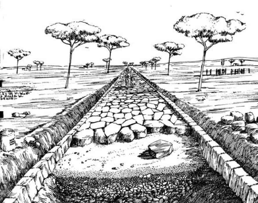 Yolun Tarihçesi