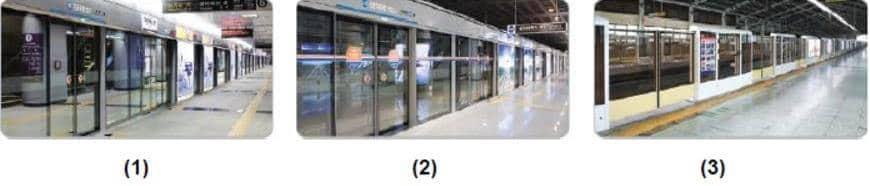 Platform Kapı Sistemlerinin çeşitleri