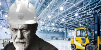 Sigmund Freud Endüstri Mühendisi