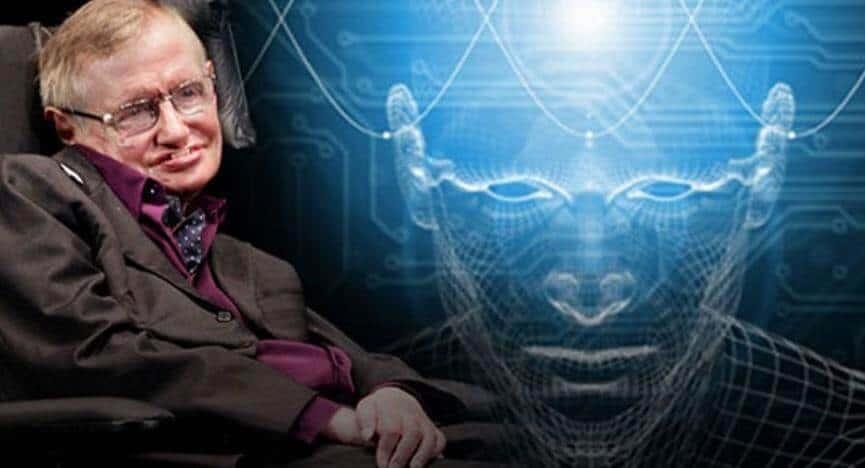 Stephen Hawking yapay zeka