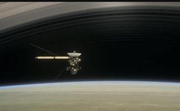 Cassini'ye Veda