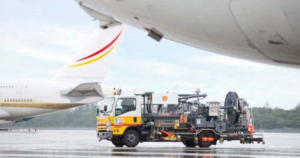 uçaklarda yakıt tüketimi