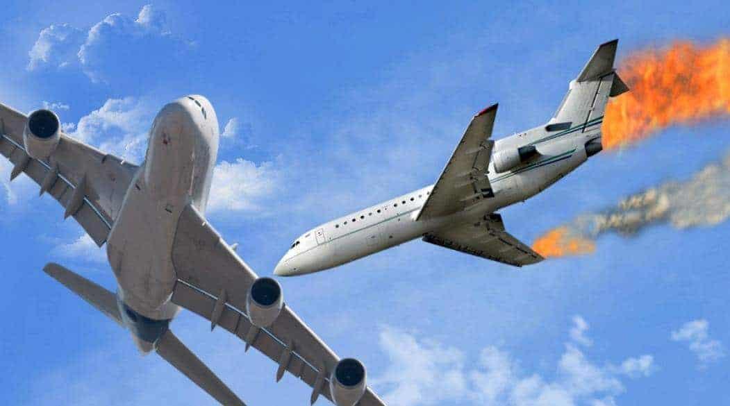 Uçakta Oksijen Sistemi