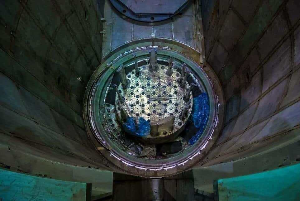 reaktör kontrolü ve koruma sistemi