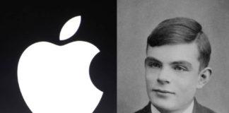 Alan Turing ve Apple Logosu