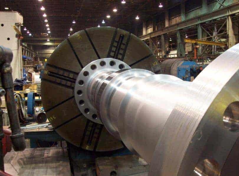 Hidroelektrik Enerji turbin
