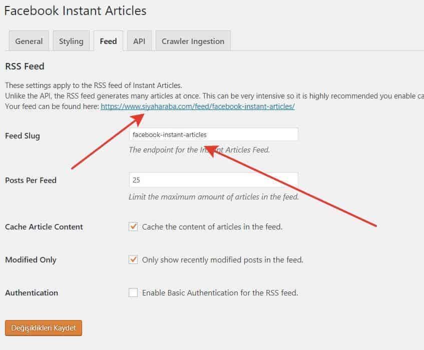instant articles nasıl kullanılır