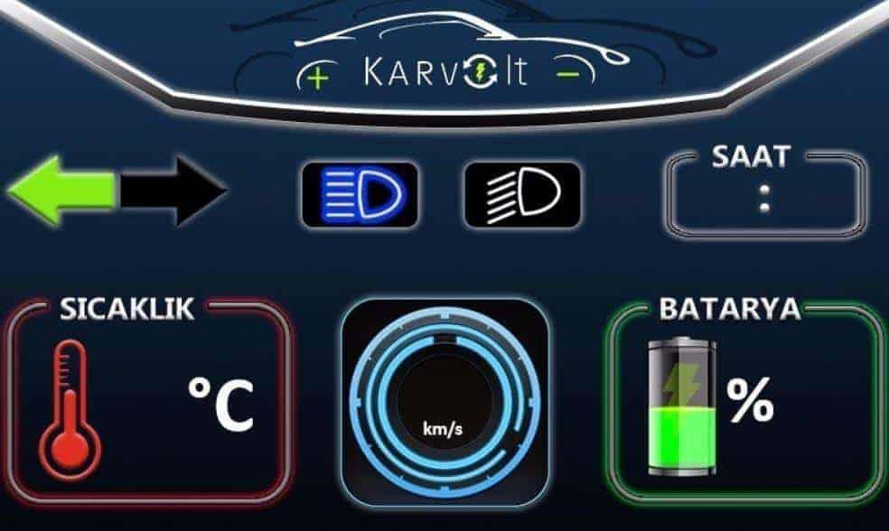 akıllı araç karvolt