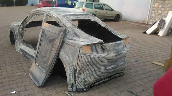 araba kasası