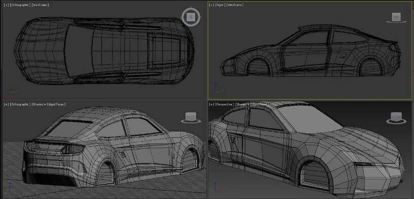 araç şasi simülasyon