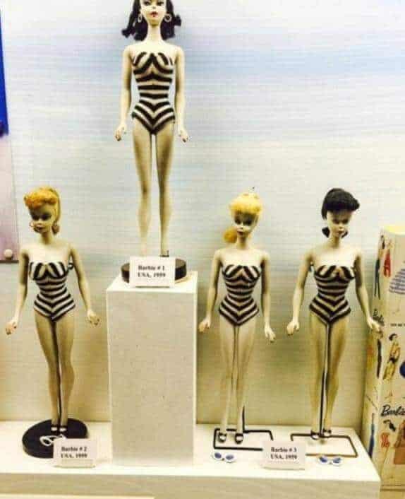 İlk Barbie oyuncağı