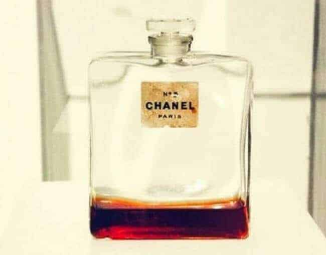İlk Chanel parfümü