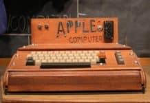 İlk devre kartı olan Apple Mac
