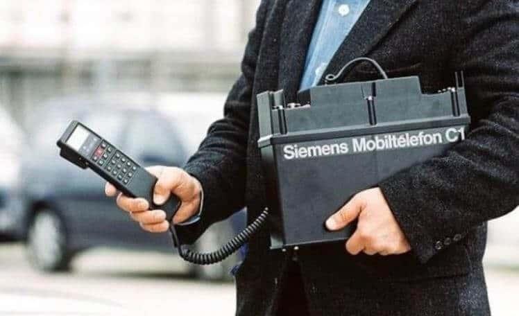 Mobiltelefon C1