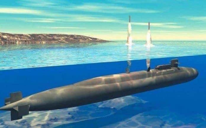 nükleer denizaltı