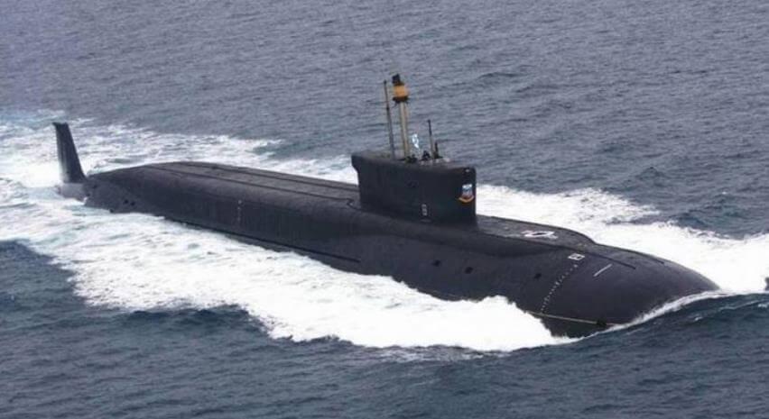 Prens Vladimir denizaltı