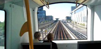 Sürücüsüz Metro