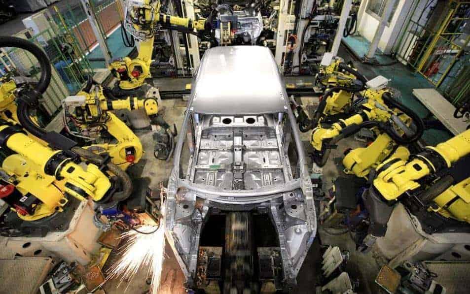 endüstriyel makine