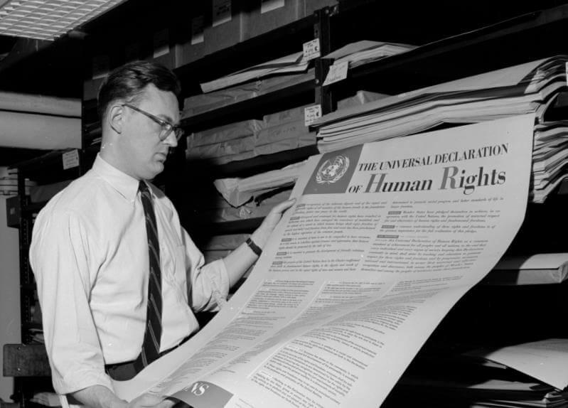 İnsan Hakları Beyannamesi Nedir