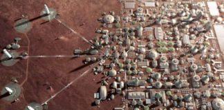 Mars Şehir Kolonisi