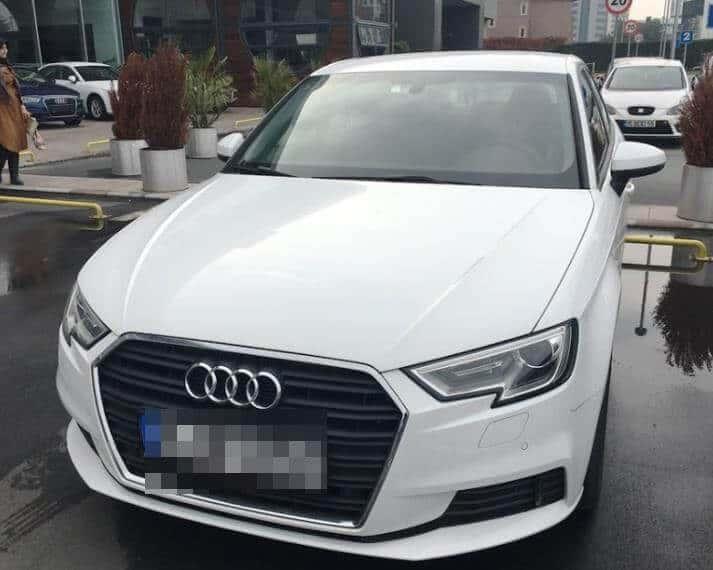 Audi A3 Sedan Dynamic