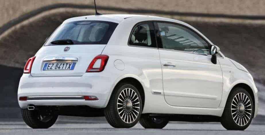 Fiat 500S 0.9