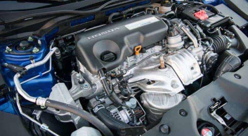 Honda Civic Dizel motoru