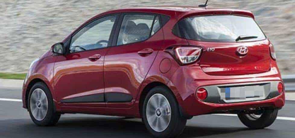 Hyundai i10 1.0 D-CVVT