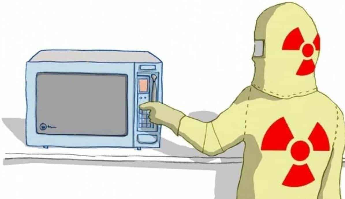 Mikrodalga Fırın Zararlımı